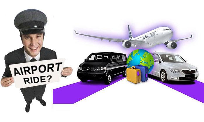 Автомобильные трансферы из аэропорта