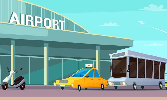 Такси-трансфер из аэропорта