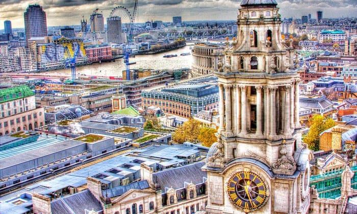 Роскошный Лондон
