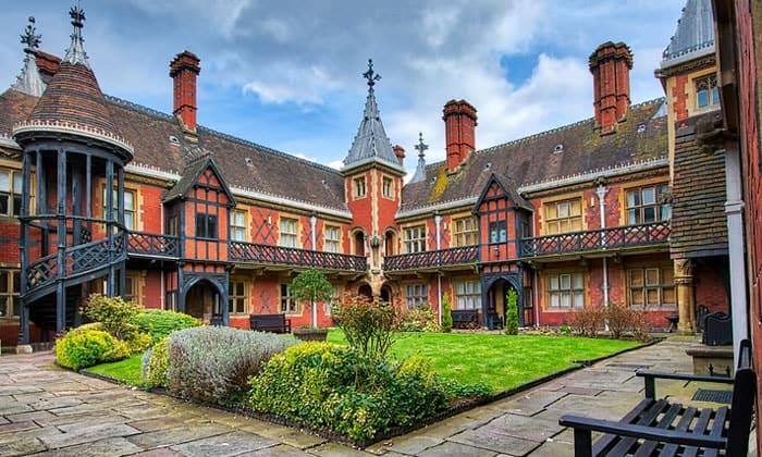 Дом Фостера в Бристоле