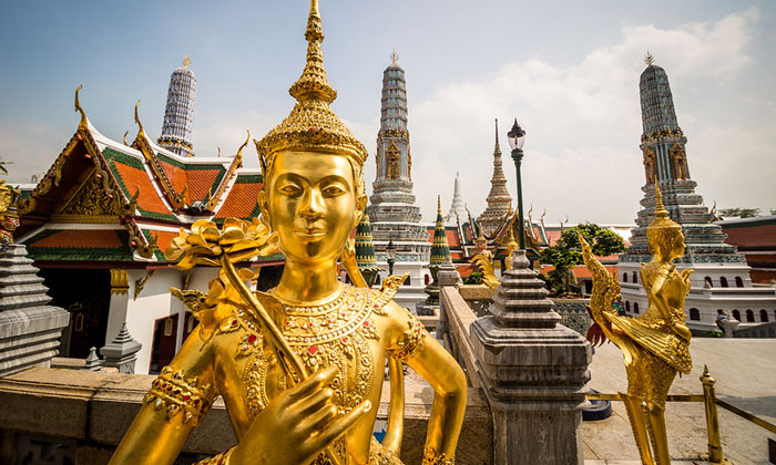 Древние храмы Бангкока