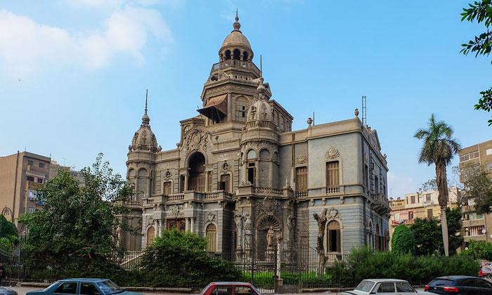Дворец Сакакини в Каире