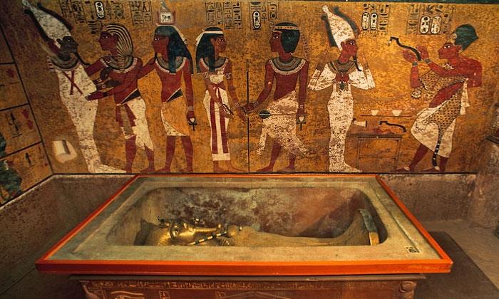 Гробница Тутанхамона (Долина Царей)