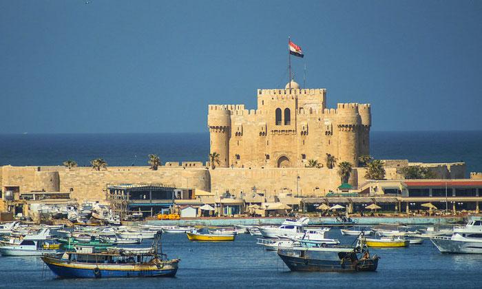 Крепость Кайт-Бей (Александрия)