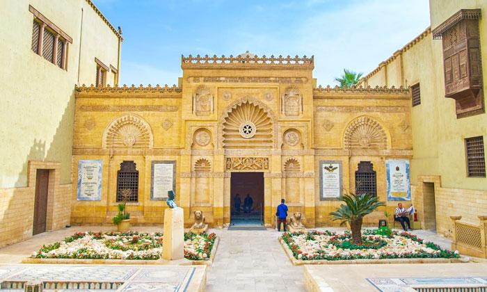 Коптский музей Каира
