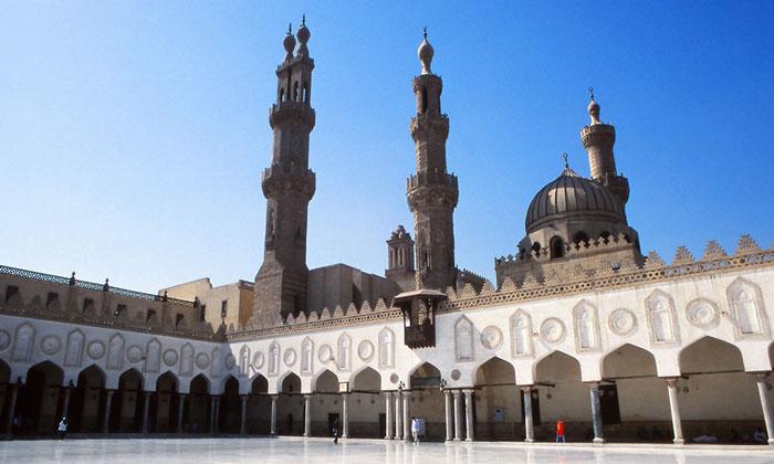 Мечеть аль-Азхар в Каире