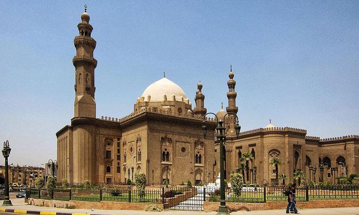 Мечеть султана Хасана в Каире