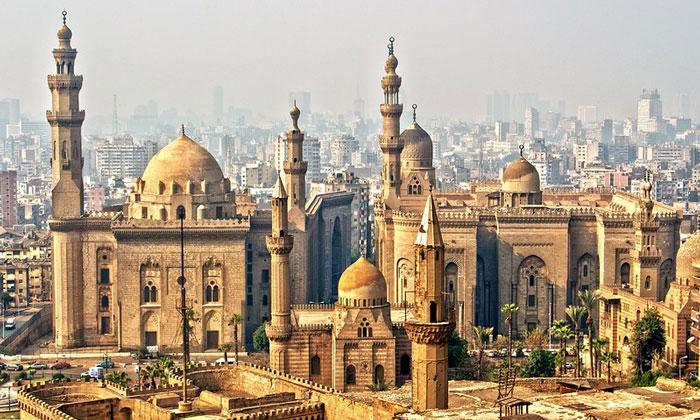 Мечети Хасана и ар-Рифаи в Каире