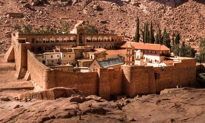 Монастырь Екатерины (гора Синай)
