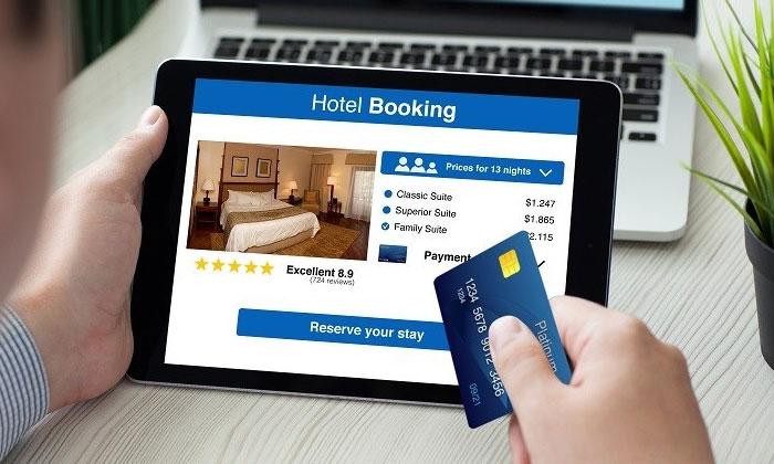 Онлайн бронирование отелей