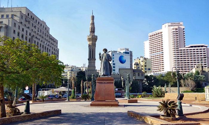 Площадь Тахрир Каира