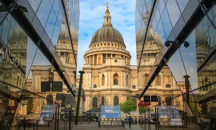 Собор Святого Павла Лондона