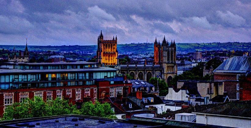 Столица юго-западной Англии (Бристоль)