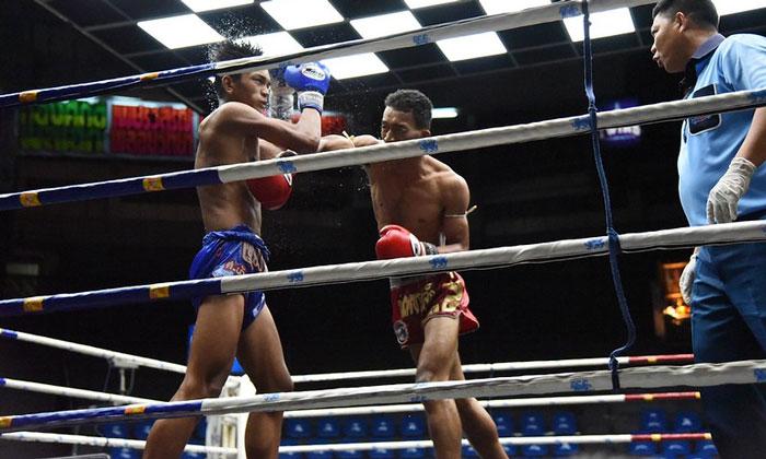 Тайский бокс (Бангкок)