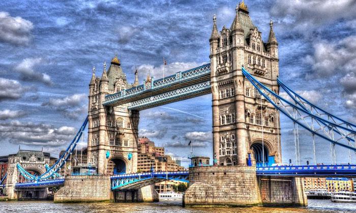 Тауэрский мост Лондона