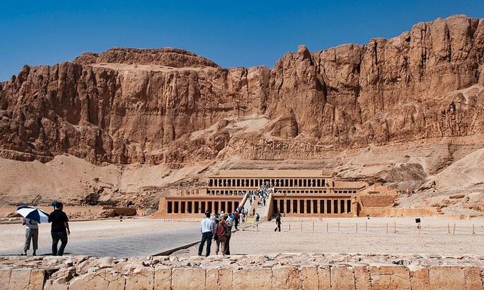 Храм Хатшепсут (Дейр-эль-Бахри)
