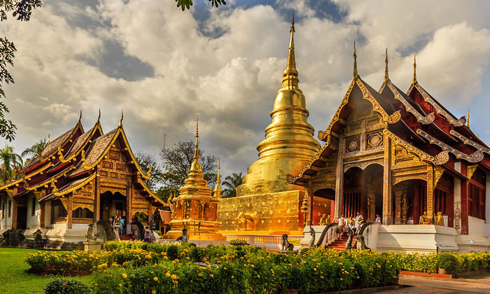 Храм Пхра Синг (Чиангмай)