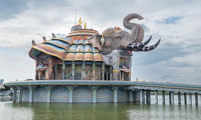 Храм Слона (Нахон Ратчасима)