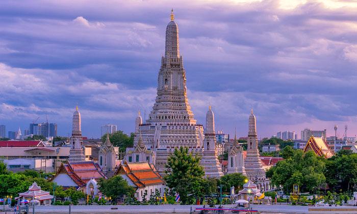 Храм Солнечного Восхода в Бангкоке