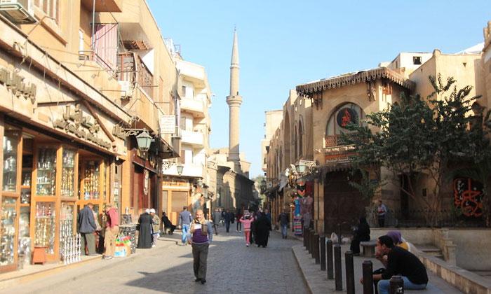Улица Аль-Муиз в Каире
