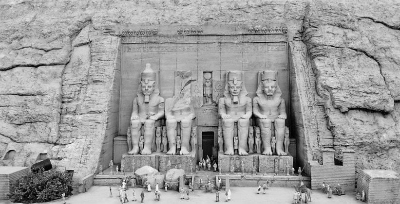 Абу-Симбел (Египет)