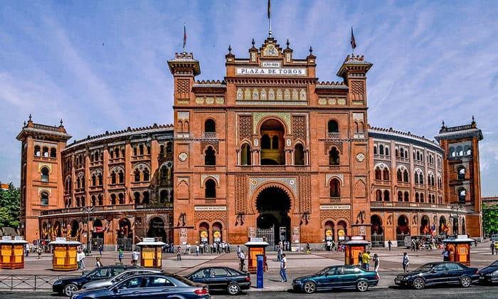Арена Лас-Вентас в Мадриде