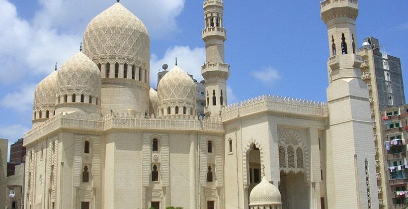 Мечеть Абуль-Аббаса аль-Мурси