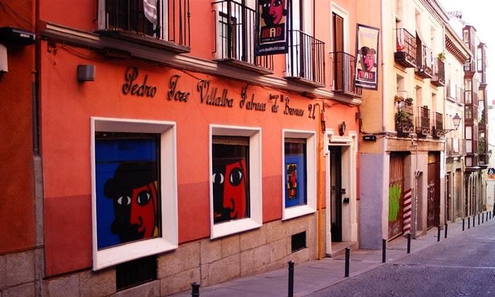 Хостел Mad в Мадриде