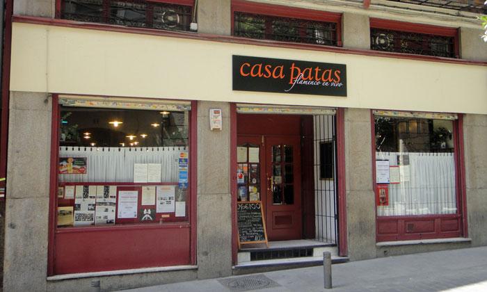 Клуб Casa Patas в Мадриде