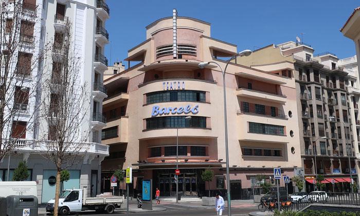 Ночной клуб Teatro Barcelo в Мадриде