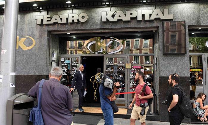 Ночной клуб Teatro Kapital в Мадриде