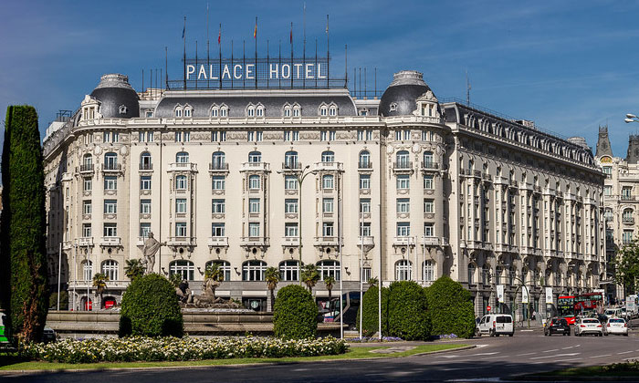 Отель Palace (Мадрид)