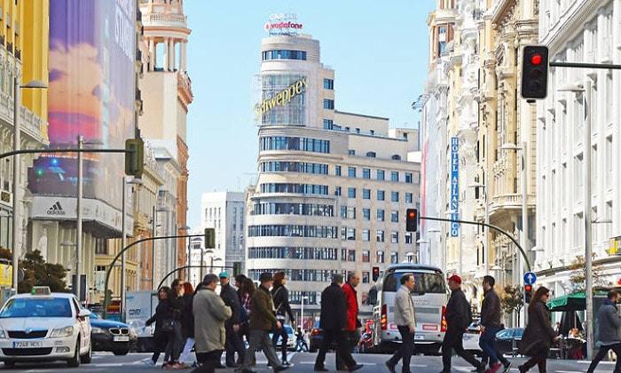 Отель Vincci Capitol в Мадриде