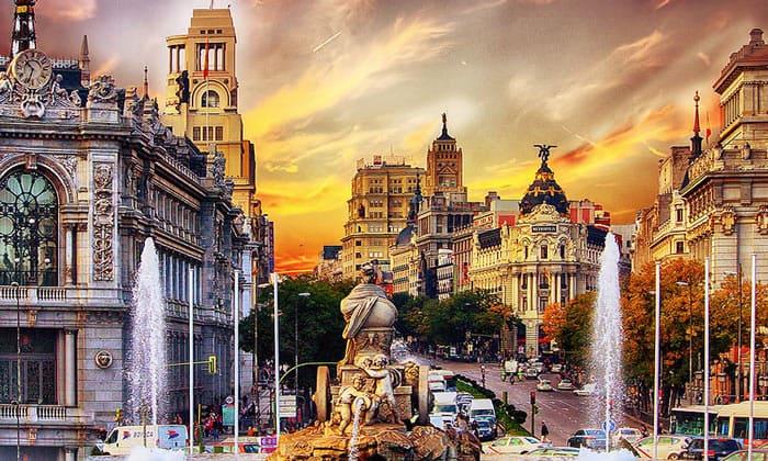 Роскошный Мадрид