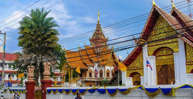 Северный Таиланд (провинция Чиангмай)