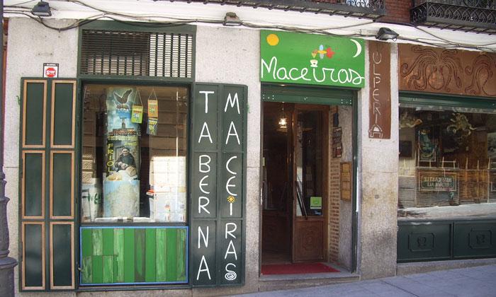 Таверна Maceira в Мадриде