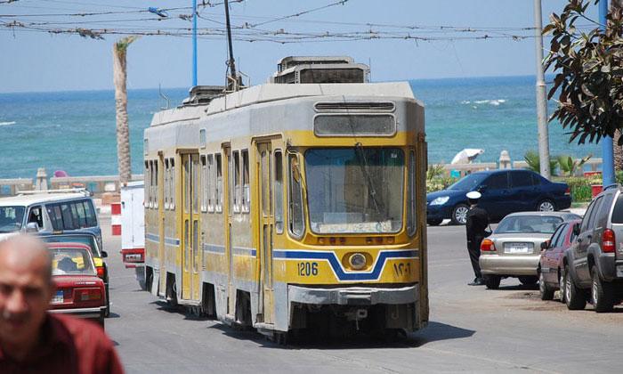 Трамваи Александрии