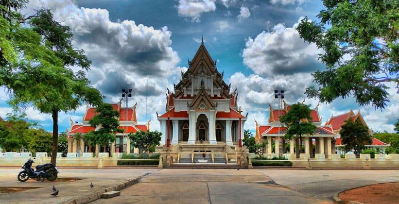 Южный Таиланд (провинция Чумпхон)