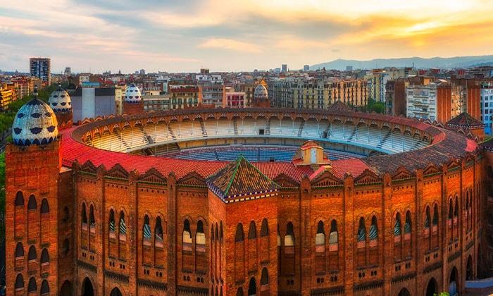 Арена Монументаль в Барселоне