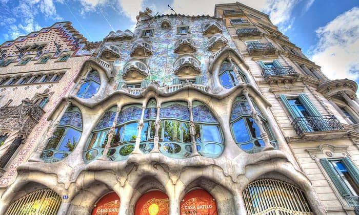 Дом Бальо (Костей) в Барселоне
