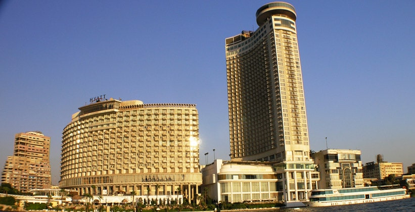 Отель Grand Nile Tower в Каире