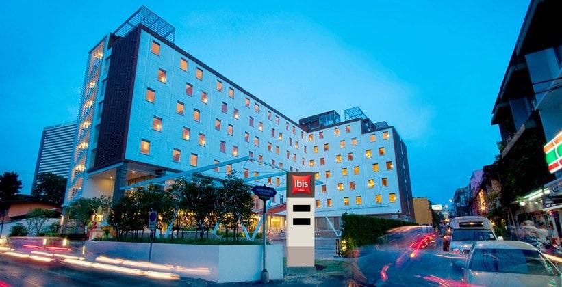 Отель Ibis Sathorn в Бангкоке