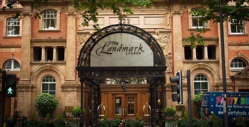 Отель Landmark в Лондоне