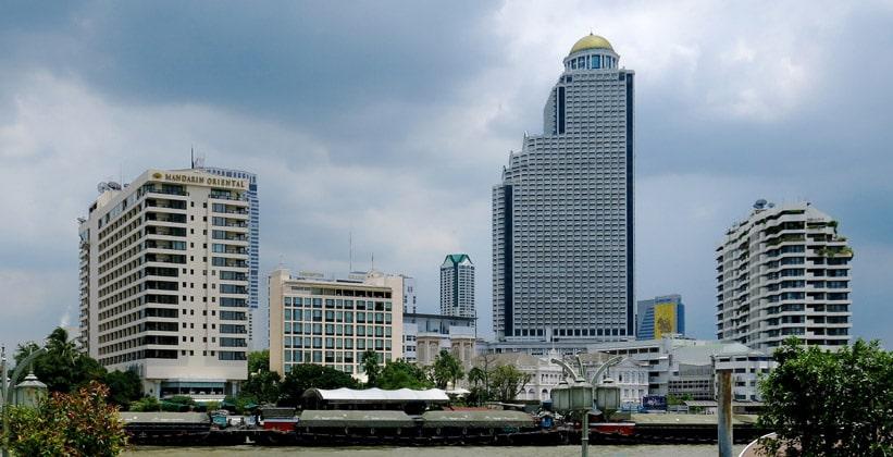 Отель Mandarin Oriental в Бангкоке