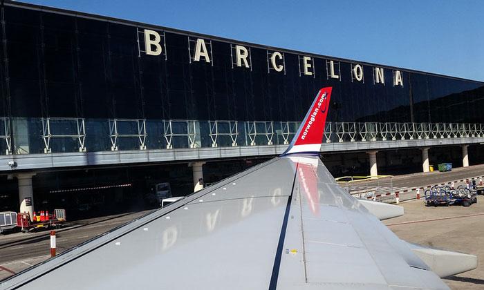 Международный аэропорт Барселоны