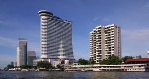 Отель Millenium Hilton в Бангкоке