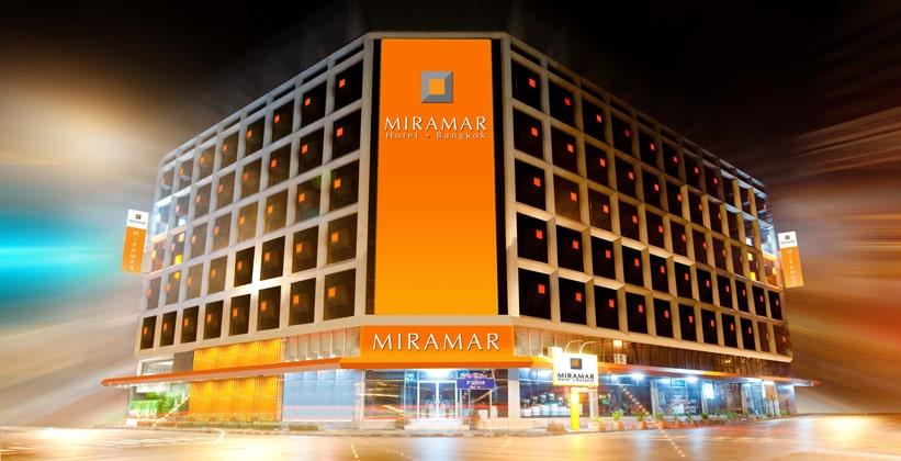 Отель Miramar в Бангкоке