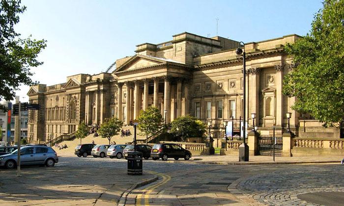 Музей мира в Ливерпуле