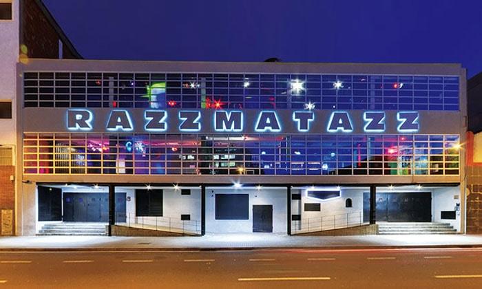 Ночной клуб Razzmatazz в Барселоне