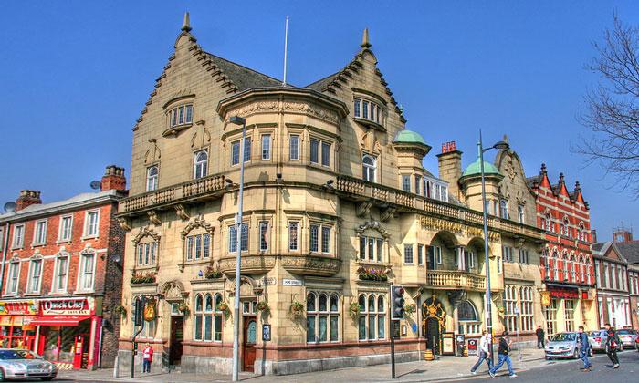 Отель «Philharmonic» в Ливерпуле
